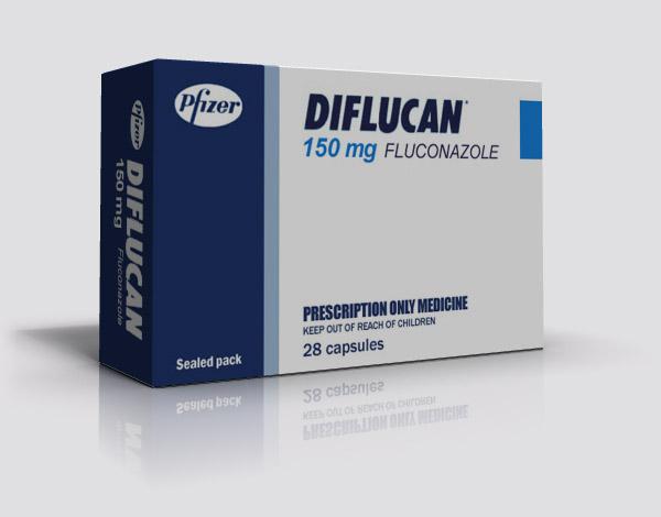 Diflucan pfizer
